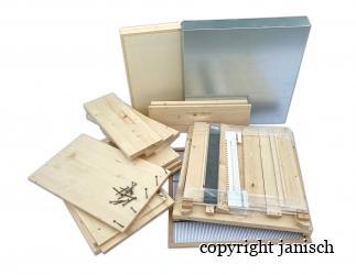 Set selber bauen; Dadant Blatt10/ 499x425 hoher Boden HN159 Bild
