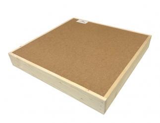 Wärmedeckel; Dadant 12er US modifiziert / 513x513 Bild