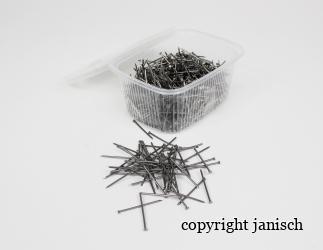 Rähmchennägel 1,2x19mm, 400 g Bild