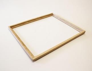 Rahmen ohne; Dadant AMI10  Falzlos / 425x513 Bild