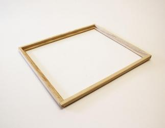 Rahmen ohne; Dadant Blatt10  Falzlos / 425x499 Bild