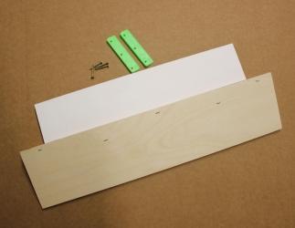 Nachrüstsatz für *Alte Böden*; EMU10 / 420x435  Bild