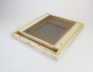 Varroaboard; EM Kranz10 / 464x483 Bild