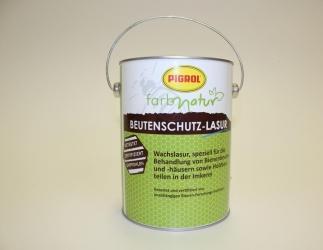 Beutenschutz Lasur 2,5 Liter; Tannengrün Bild