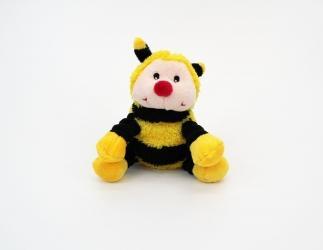 Bienen aus Stoff- Plüsch Bild