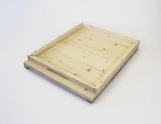 Voller- Boden 3 cm; EMMU QUADRAT / 435x435 Bild