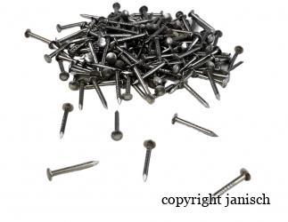 Edelstahl Linsenkopfnägel 1,9x 18,5 mm Bild