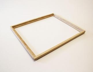 Rahmen ohne; 420x350 passend für eine Seite Einraumbeute Bild