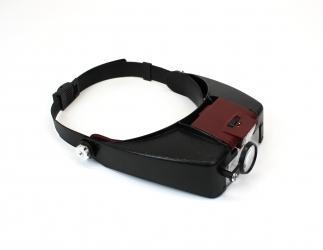 Bieno®Optic Kopfbandlupe Bild