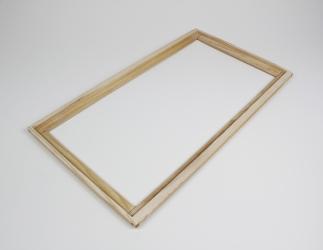 Rahmen ohne; EM / 280x440 Bild