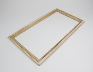 Rahmen ohne; Dadant US + LT / 280x513 Bild