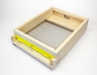 Gitterboden Hoch fertig gebaut; ZA Liebig / 420x520 Bild