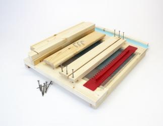 Gitterboden Hoch selber bauen; ZA Liebig / 420x520 Bild