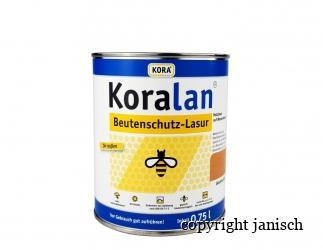 Beutenschutz Lasur Koralan 750 ml;  Kiefer Bild