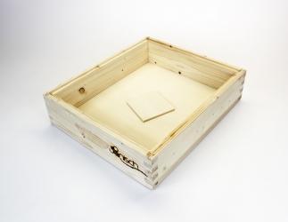 Futterzarge für Plastiktasse; ZAMU10 / 420x490 Bild
