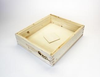 Futterzarge für Plastiktasse EMMU10 / 420x435 Bild