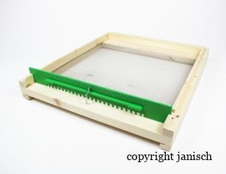 Gitterboden flach; ZA Kranz / 464x533 Bild