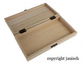 Holz-Schatulle für Königinnenzucht-Zubehör Bild