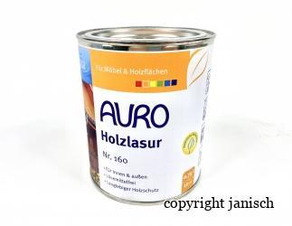 Auro Beutenschutz Lasur 750 ml; Kiefer Bild