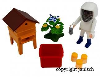 Playmobil Imkerei im Set Bild