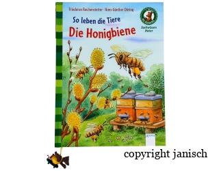 Die Honigbiene Bild