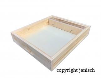 Futterzarge Steg; EMMU Quadrat / 435x435 Bild