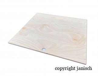 Wärmeplatte; Dadant Blatt 12 / 499x499 Bild