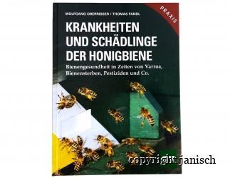 Krankheiten und Schädlinge der Honigbiene Bild