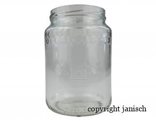 Honigglas ÖIB, 1000 g Bild