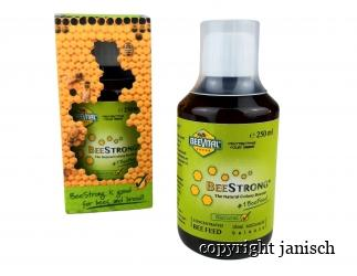 BeeStrong 250 ml Flasche Bild