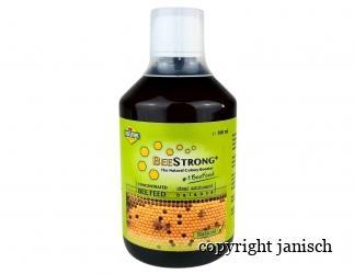 BeeStrong 500 ml Flasche Bild