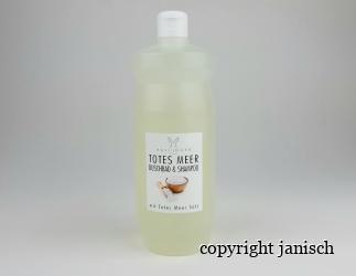 Totes Meer - Duschbad & Shampoo 1 l. Bild