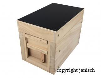 Begattungskasten aus Holz Bild