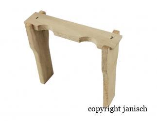 Holzrähmchen für Begattungskasten Bild