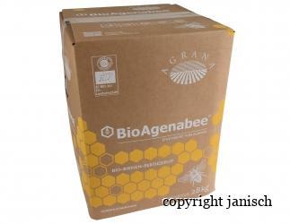 Bio Agenabee, 28 kg Kanister Bild