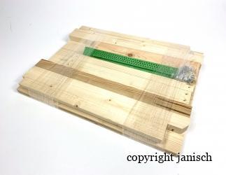 BK Vollerboden Hoch zum selber bauen; EMMU10 / 420x435 Bild