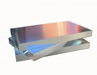 Dach (970x550x80mm) für Lagerbeute Dadant Blatt Bild