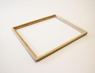 Rahmen ohne; Dadant AMI12  Falzlos / 513x513  Bild
