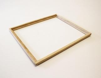Rahmen ohne; Dadant Blatt12 / 499x499  Bild