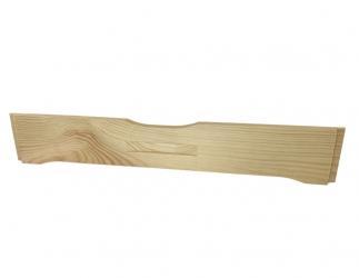 Flugloch-Schieber aus Holz; EMMU Quadrat / 435x435 Bild