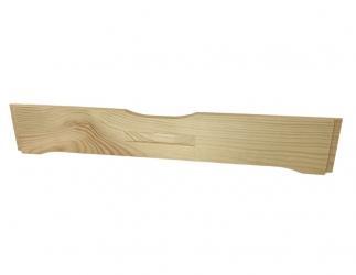 Flugloch-Schieber aus Holz; ZAMU10 / 420x490 Bild