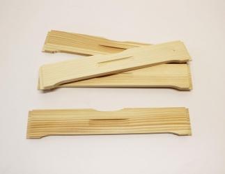 Flugloch-Schieber aus Holz; ÖBW9-, ZAMU9-, KU12 / 390x490 Bild