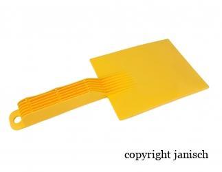 Spachtel aus Kunststoff Bild