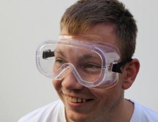 Schutzbrille Bild