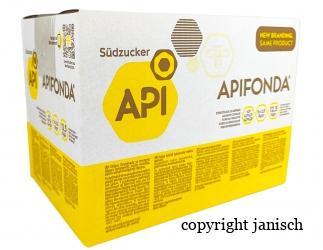 Apifonda - Futterteig / 12,5 kg  Bild