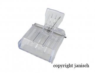 Abfangkäfig Clip, Kunststoff  Bild