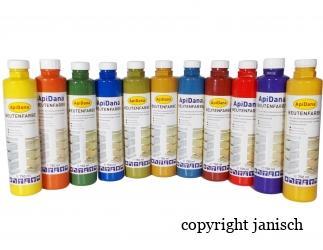 Beutenfarbe 750 ml Bild