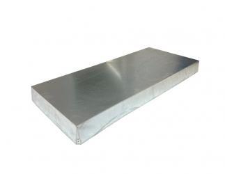 Außendach für Einraumbeute; 370 x 870 x 80 mm Bild