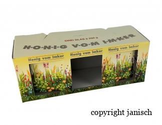 Geschenkspackungen  Blumenwiese 3x 250g Bild