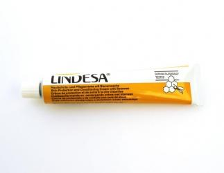 Lindesa  Hautschutz-und Pflegecreme mit Bienenwachs 50ml, Silikonfrei! Bild